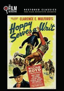 Hoppy Serves a Writ