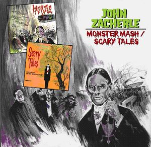 Monster Mash /  Scary Tales [Import]