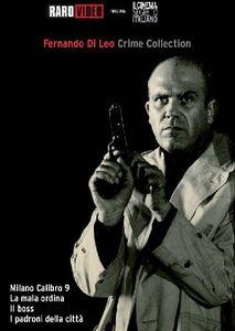 Fernando Di Leo Crime Collec [Import]