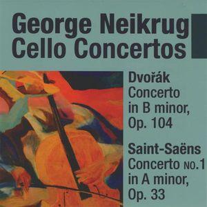Dvorak Cello Concerto in B minor