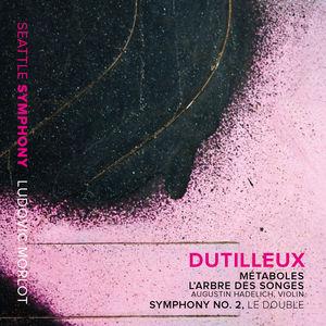 Metaboles - Violin Concerto L'arbre Des Songes