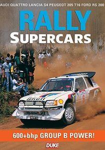 Rally Supercars