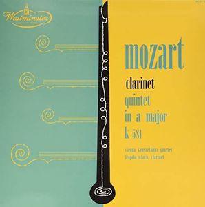 Mozart Clarinet Quintet In A Major