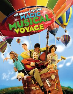 All Aboard for the Magic Musical Voyage