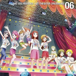 Idolm@Ster Live The@Ter Dreame06 06 (Original Soundtrack) [Import]