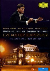 Live Aus Der Semperoper: Lehar Gala From Dresden
