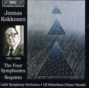 4 Symphonies /  Opus Sonorum /  Requiem