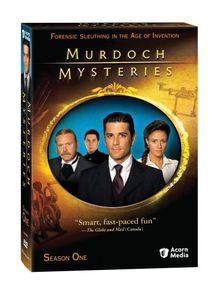Murdoch Mysteries: Season 1