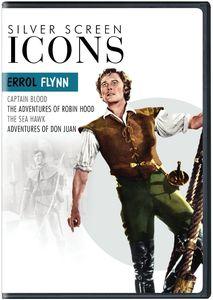 Silver Screen Icons: Errol Flynn