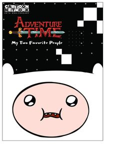 Adventure Time: My Two Favorite People