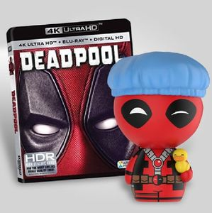Deadpool Exclusive Ultra Hd Bundle
