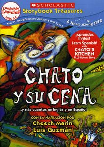 Chato's Kitchen ...And More Stories to Celebrate Spanish Heritage