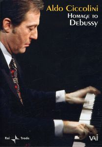Aldo Ciccolino: Homage to Debussy