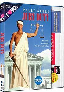 Jury Duty (Retro VHS Packaging)