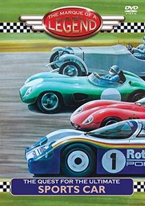 Marque of a Legend: Cars