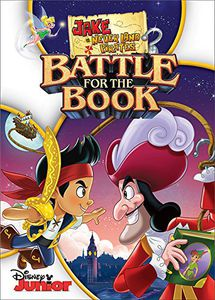 Jake & the Neverland Pirates: Battle for the Book