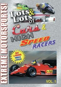 Lots of Cars & High Speed Racers