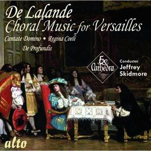 Choral Music for Versailles
