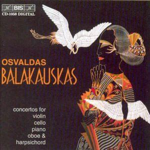 Concertos for Violin Oboe Harpsichord Piano Cello