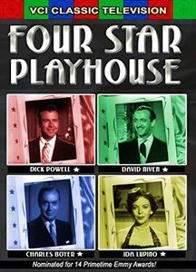 Four Star Playhouse: VCI Classic Television