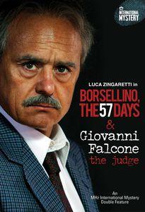 Giovani Falcone: The Judge /  Borsellino: 57 Days