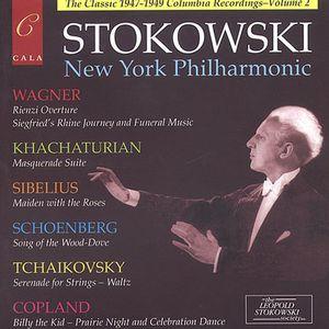 Leopold Stokowski Conducts the Nyp 2