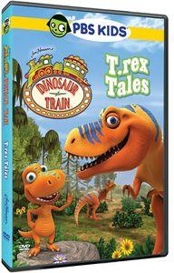 Dinosaur Train: T-rex Tales