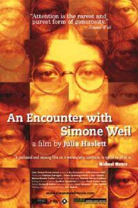 An Encounter With Simone Weil