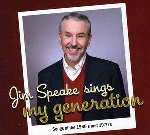 Jim Speake Sings My Generation