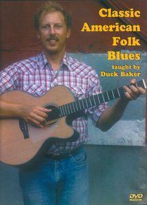 Classic American Folk Blues