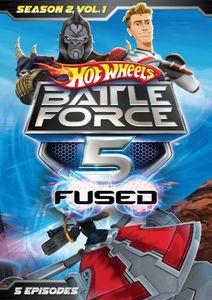 Hot Wheels Battle Force 5: Season 2: Volume 1
