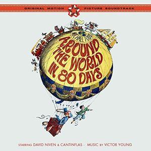 Around the World in 80 Days (Original Soundtrack) [Import]
