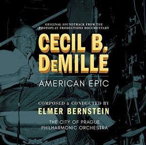 Cecil B Demille: American Epic [Import]