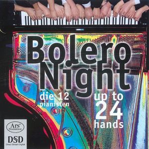 Bolero Night Up to 24 Hands