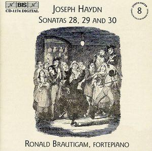Piano Sonatas 8