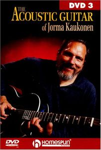 Kaukonen, Jorma: Acoustic Guitar of Jorma 3