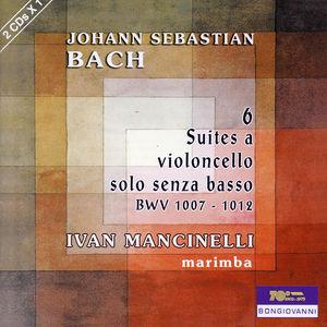 6 Suites BWV 1007-1012