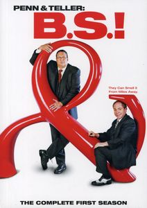 Penn & Teller BS: The Complete First Season