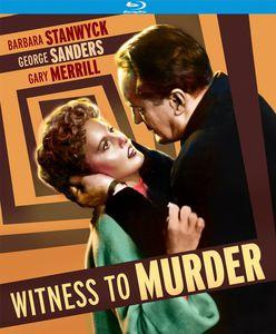 Witness to Murder