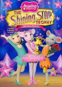 Angelina Ballerina Shining Star Trophy [Import]
