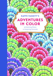 ADVENTURES IN COLOR ADULT COLORING BOOK