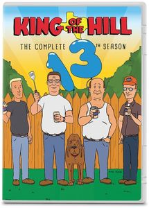 King of the Hill: The Complete 13th Season