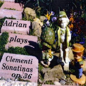 Plays Clementi Sonatinas Op.36