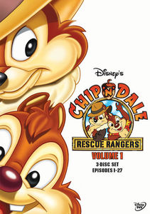 Chip 'n' Dale Rescue Rangers: Volume 1