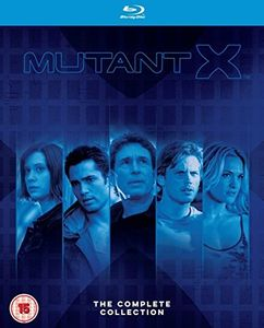 Mutant X: The Complete Collection [Import]