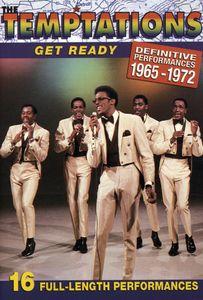 The Temptations: Get Ready: Definitive Performances: 1965-1972