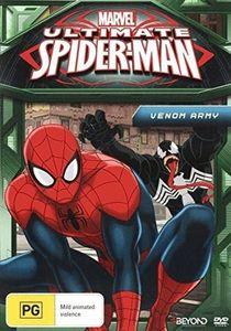 Ultimate Spider-Man: Venom Army [Import]