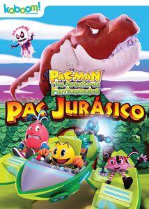 Pac-Man y Las Aventures Fantasmale - Pac Jurasico
