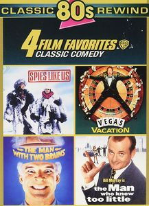 4 Film Favorites: Classic Comedies