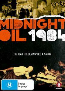 Midnight Oil 1984 [Import]